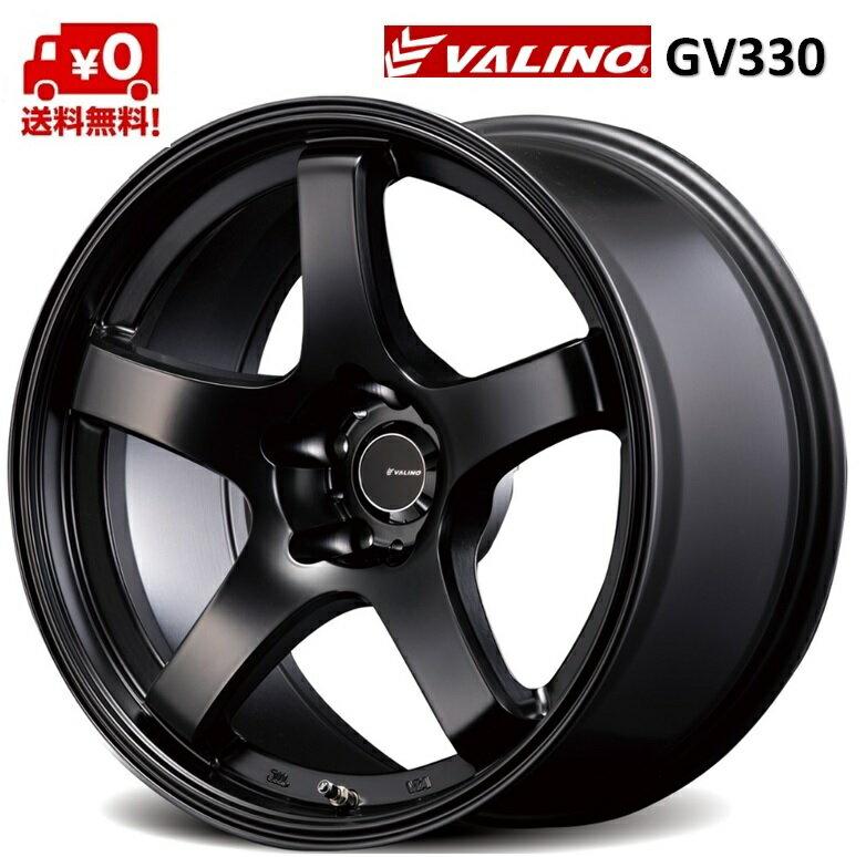 タイヤ・ホイール, ホイール VALINO()ADVANTI RACING GV33017 9.5J0 5H114.3 (PCD:114.3) 1