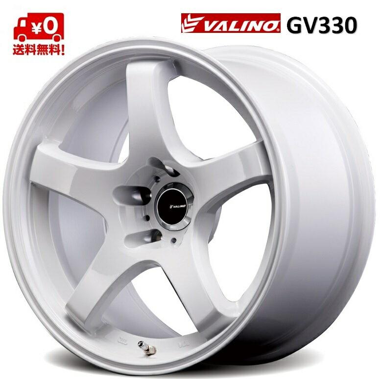 タイヤ・ホイール, ホイール VALINO()ADVANTI RACING GV33018 9.5J-3 5H114.3 (PCD:114.3) 1