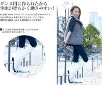 ◆シンプル編み上げロングブーツ≪ホワイト:白≫(ワイズ:3E)≪今月のお買い得品!≫【期間限定値下げします♪2980円!※数量限定!早い者勝ち♪】(特価品の為、お一人様2点までとさせていただきます)検索:ダンスブーツ
