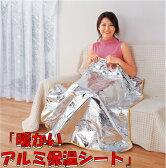 暖かいアルミ保温シート / 経済的 節約 保温効果 防寒 秋冬 JANコード4541954000143