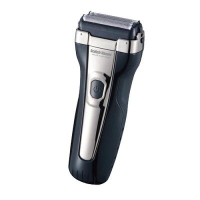 充電式3枚刃水洗いシェーバー 【送料無料】 髭剃り トリマー 充電式 深剃り SS-W303 西和産業 敬老の日
