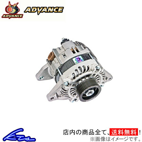 エンジン, オルタネーター  130A GEGHGRGV HE130-012S ADVANCE HIGH EFFICIENCY ALTERNATOR