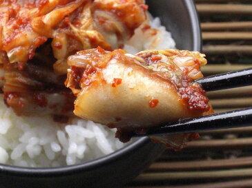 【1円】【キムチ】関西の有名百貨店でも大人気!!高級白菜キムチを1g1円で・・・