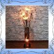 【LED対応】【スタンドライト】花瓶型スタンドライト【No.96303】フロア・スタンドライト エクステリア照明 フラワースタンド 間接照明 アンティーク照明 おしゃれ照明 節約照明 卓上 インテリア照明 激安価格
