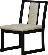 黒塗アルミフレーム高座椅子レザー:フィオレッティ