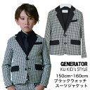 【NEW】ジェネレーター スーツ 【ジャケット】 ハウンドト...