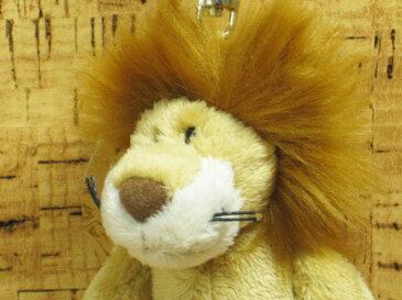 ライオンのぬいぐるみNICI(ニキ)35235BBWF22ライオン10cm【正規品】【プレゼント】【ぬいぐるみ】【キーホルダー】