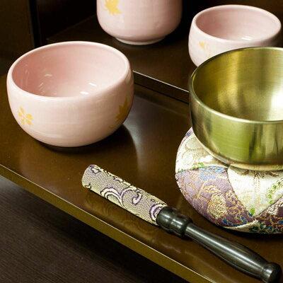 【あす楽対応】送料無料(一部除く)4色から選べるミニ仏壇【水仙15号】