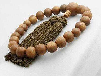 (メール便対応可)選べる男性用念珠/初めての数珠に、プレゼントの数珠に!/男性数珠念珠あす楽