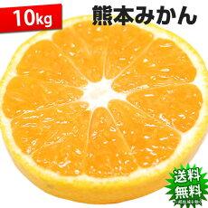 みかん10kg送料無料訳あり熊本県産蜜柑ミカン柑橘フルーツ