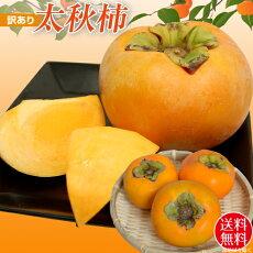 柿送料無料太秋柿かきカキ