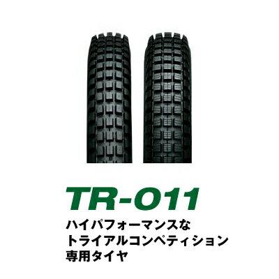 タイヤ, オフロード用タイヤ IRCTR-011 2.75-21 4PR4.00R-18 4PR NX125