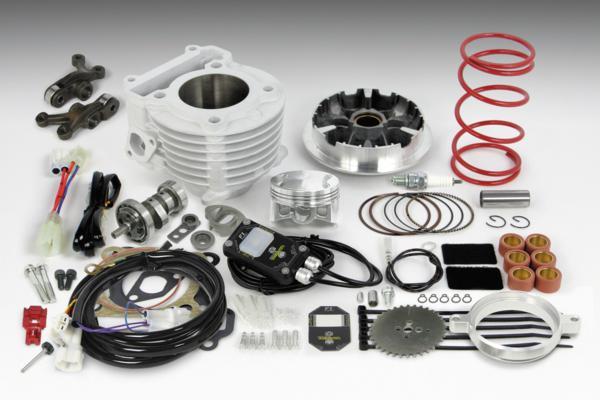 エンジン, ボアアップキット  01-05-4406 SD156cc X CYGNUS