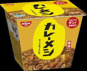 日清カレーメシ 中辛  1箱(6個入り)