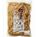 【冷蔵】カネハツ 味の文化屋 たたきごぼう 1kg(約150個) 業務用 【賞味期限 お届けより82日前後】 1