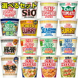 日清 カップヌードル 16種から選べるカップ麺 20個セット(2個単位選択) NCUPN
