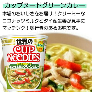日清カップヌードル10種から選べるカップ麺20個セット(4個単位選択)NCUPN