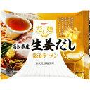高知県産生姜だし醤油ラーメン
