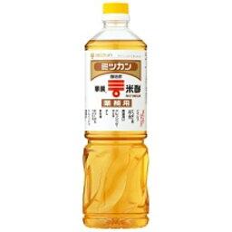 ミツカン 業務用 米酢 華撰 1L×12本