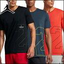 NIKE/ナイキ バスケットボール プラクティスシャツ [843715 ジョーダン_FRONT_2_BACK_S/S_Tシャツ] プラシャツ_JORDAN_Tシャツ/2017SS 【ネコポス対応】