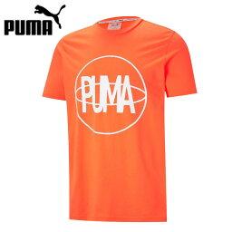 puma/プーマ バスケットボール トップス [530731-04 BP半袖Tシャツ2] 半袖シャツ_Tシャツ/2021SS NBA契約選手使用モデル【ネコポス対応】