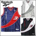 Reebok/リーボック バスケットボール トップス [armm3057 アイバーソン_NSジャージ] ノースリーブ_ゲームシャツ/IVERSON 【ネコポス不可能】