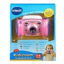 VTech Kidizoom Camera Pix 80-193650 ピンク【送料無料】 MicroSD対応 子供用トイカメラ キッズ用デジタルカメラ【平行輸入品】