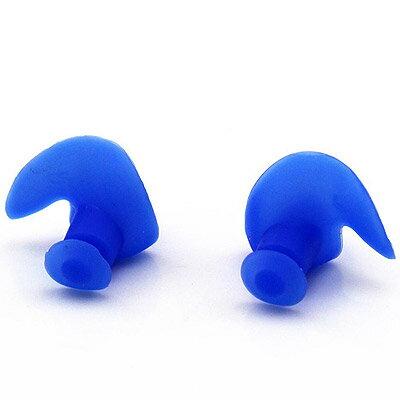 シリコン耳栓 フリンジ ブルー【スパイラル】青【メール便のみ】いびき対策、旅行用品、旅行便利グッズ、水泳用、音軽減、イヤープラグ、みみせん※代引き・ニッセン後払いできません※ケースは異なる場合がございます
