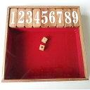 ジャックポット ダイス ゲーム(木製) Mサイズ 英語版【送料無料】Jackpot Dice Game (Wood) 並行輸入品※配送先、沖縄・九州・北海道・離島のご注文はお受けできません※お得品のため、ラッピング不可