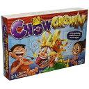Chow Crown Game チャウクラウンゲーム Hasbro【送料無料】並行輸入品音楽とともに王冠にぶら下がったフォークが回るパーティー ファミリーゲーム※配送先、沖縄・九州・北海道・離島のご注文はお受けできません