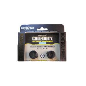 FPS Freek Call of Duty SCAR PS4 PS5 黒 Infinite Warfare ※パッケージはPS4ですが、PS5でも使えます。【メール便のみ送料無料】ブラックPlaystation 4 CallofDutySpecial Combat Air Recon Performance Thumbsticks