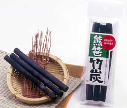 Live forever bamboo charcoal 3 pieces x 20 plump rice, and rice to notch up and tap water mineral water