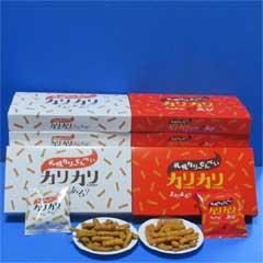 Sapporo Curry crackers crispy yet?? 6 pieces & shrimp 6 PCs 12 PCs Hokkaido limited edition