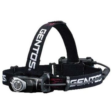 【送料無料!】ジェントス ヘッドライト GT-103R明るさ250ルーメン。IP66等級、USB充電タイプ