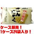 【送料無料!】紙屋商店 E判こんにゃく白 450g ×24入り昔ながらの手作りの味をそのままに、衛生的に作ったお徳用蒟蒻。