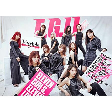 【送料無料!】【CD】【BD】 E-girls/E.G.11 (CD2枚組+Blu-ray Disc2枚組)(スマプラ対応)(初回生産限定盤) RZCD-86581在庫限りの大放出!大処分セール!早い者勝ちです。