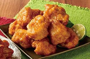 AJINOMOTO(味の素)『味からっやわらか若鶏から揚げふっくら鶏むね300g』