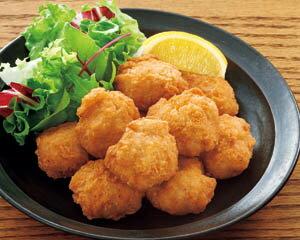 テーブルマーク『国産若鶏の塩から揚げ280g』