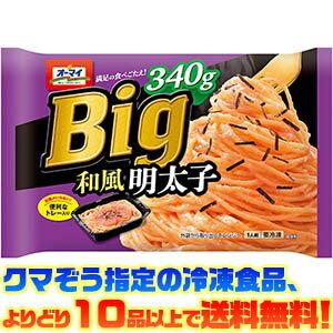日本製粉『オーマイ Big 和風明太子』