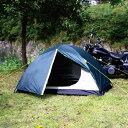 【送料無料!】BUNDOK ツーリングテント BDK-18少人数のキャンプやツーリングにオススメ!