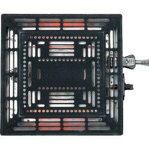 【送料無料!】TEKNOS ヒーターユニット510w・中間スイッチ TMS-500Fこたつヒーターも交換する時代です!