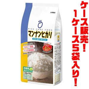 【送料無料!】大塚食品 マンナンヒカリ 75g7本パック ×5入りカロリー調整、たっぷり食物繊維のお手伝い