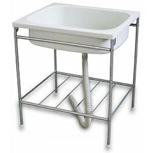 Astage 家庭用簡易流し台 PS-680野外での水を使う作業に便利な流し台です。