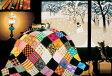 【取寄商品】■300ピースジグソーパズル『こたつと猫(藤城清治)』