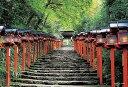 (株)ビバリー 030-159 新緑の貴船神社 300ピースジグソーパズル【引上品】◆希少品◆300ピース...