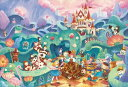 1000ピースジグソーパズル ALICE 〜Queen of Heart〜(スタンリー・ダイ) 《廃