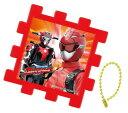 パネル付き16ピースクミパネジグソーパズル ゴーバスターズ レッドバスター&チダ・ニック 《廃番商品》