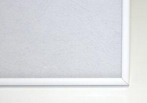 ジグソーパズル フレーム ホワイト