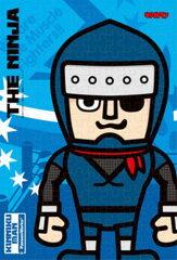 ◆希少品◆ミニパズル150ピース『ザ・ニンジャ』《廃番商品》