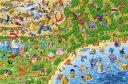 500ラージピースジグソーパズル ポケモン広場 《廃番商品》